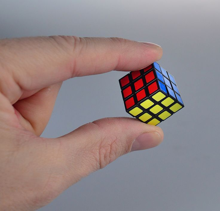 Little Obsessed - Mini Rubik's Cube - World's Smallest, $5.99 (http://www.littleobsessed.com/mini-rubiks-cube-worlds-smallest/)