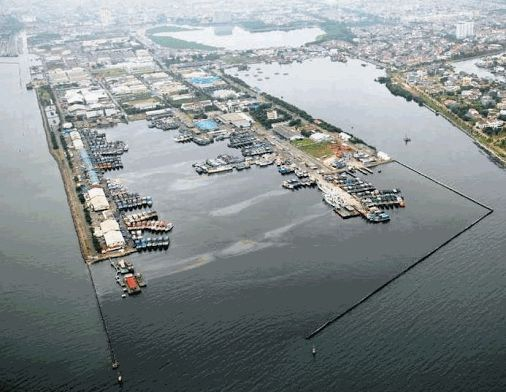 Kalibaru Port in North Jakarta will have a handling capacity of 13 million 20-foot containers and is to become the country's largest industrial port.