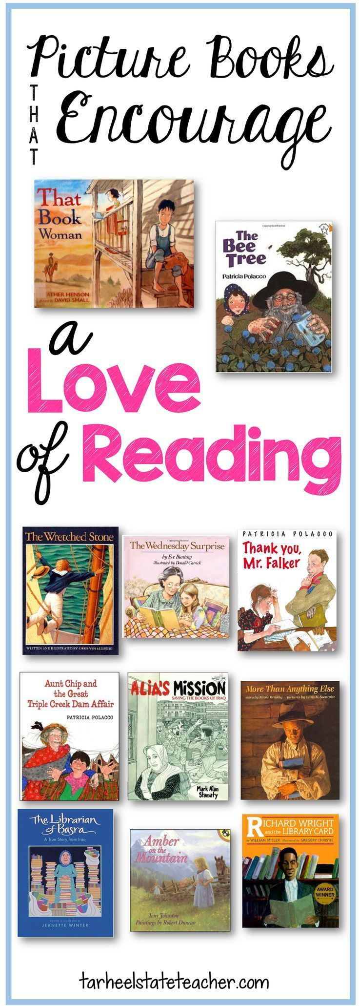How do you create a classroom of readers? Click to read my 4 Important Steps for Setting up a Classroom Climate that Creates a Community of Readers; Back to School, Readers Workshop, Picturebooks that Encourage a Love of Reading; the importance of reading