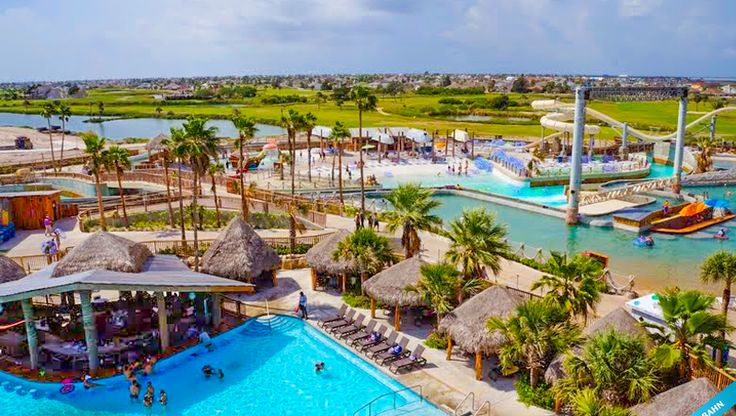 Schlitterbahn corpus christi corpus christi water park for Best places for mini vacations
