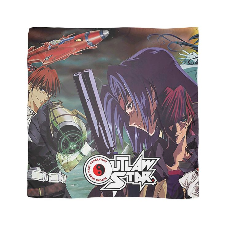 Outlaw Star Scarves