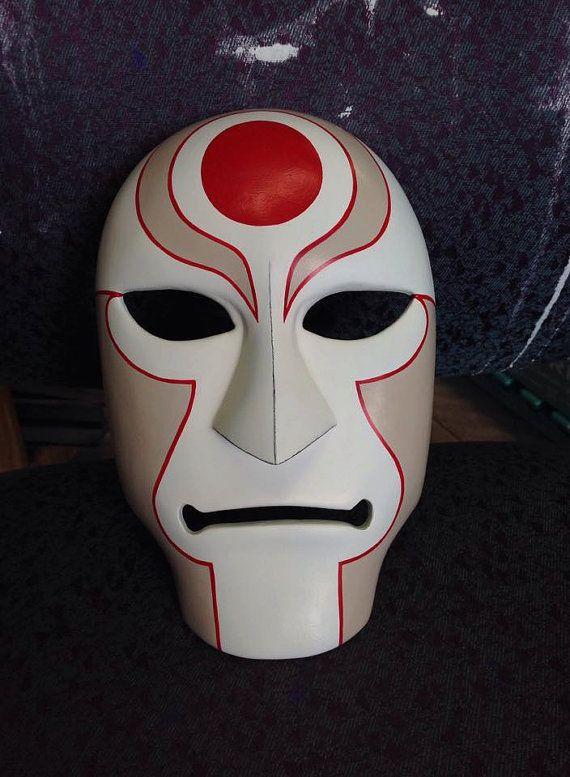 Amon Kabuki Mask by JDTProductions on Etsy