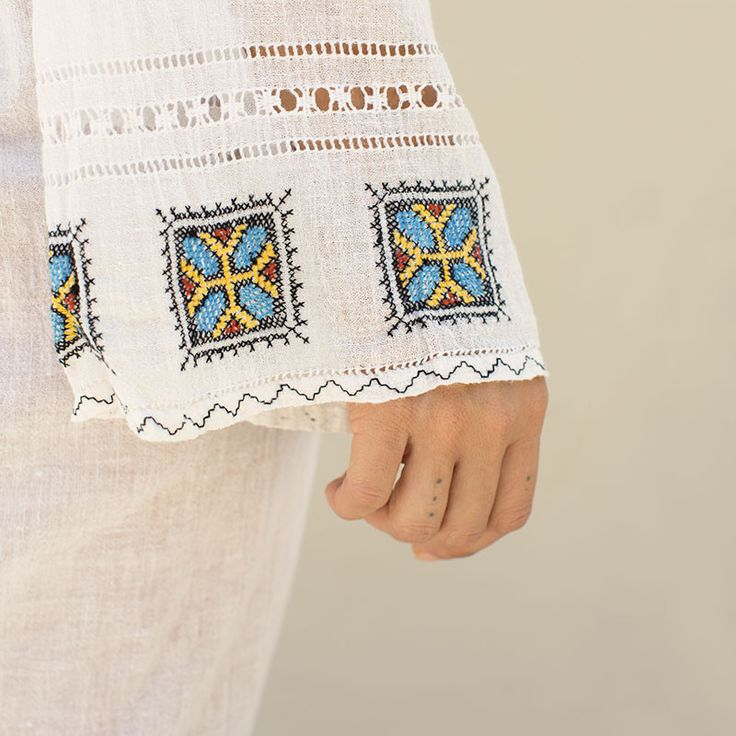 Embroidered Caftan – General Store