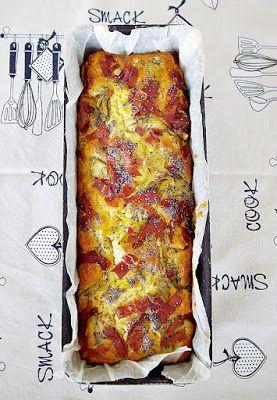 Plum cake Salato Carciofi e Prosciutto | 2 Amiche in Cucina