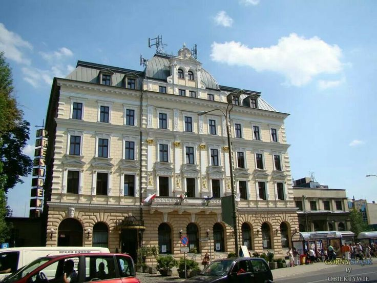 Hotel President,  Bielsko.