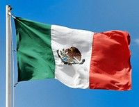 Wish | Mexico Flag 150x90cm 100% Polyester Double Sides Printing Mexican Flag for Sports and Home Decoration (Size: 150cm by 90cm, Color: Multicolor)
