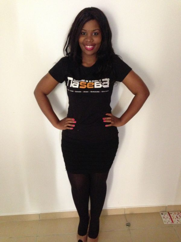 Good luck to Michelle Marezu who has undertaken to lose 10kg and run a 10km race for her naseba TAG Heuer challenge!