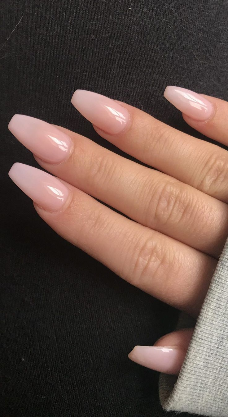 24 Acrylic Coffin Nail Designs to Enhance Your Features   Love Casual Style #acrylic #casual #coffin #designs #enhance #features #style