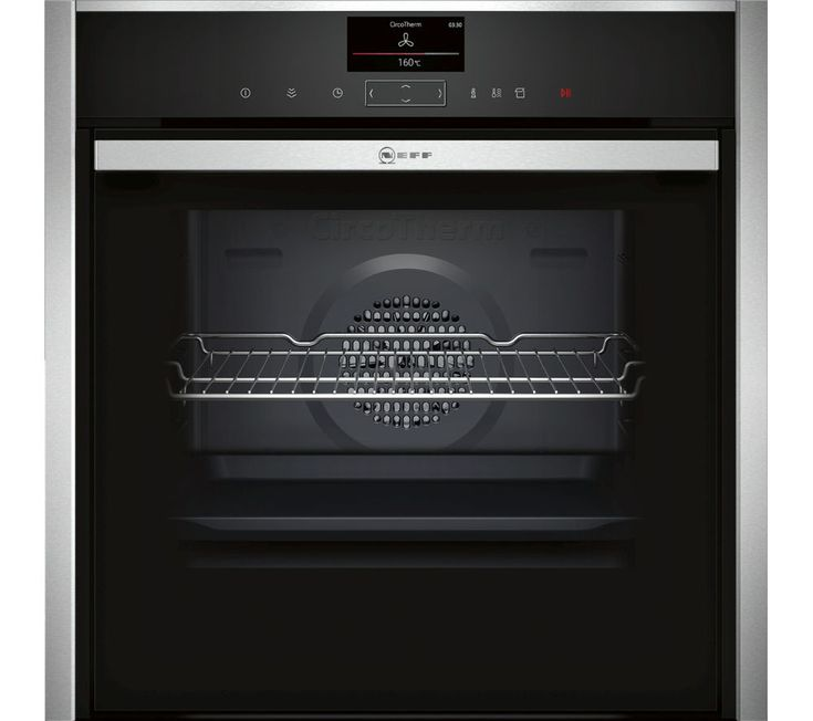 NEFF B47FS34N0B Electric Steam Oven - Stainless Steel