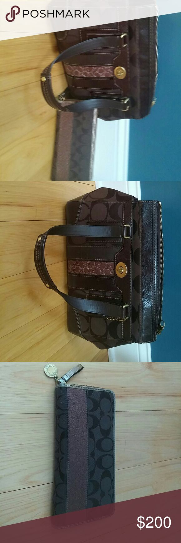 coach luggage outlet wlaf  Coach pocketbook