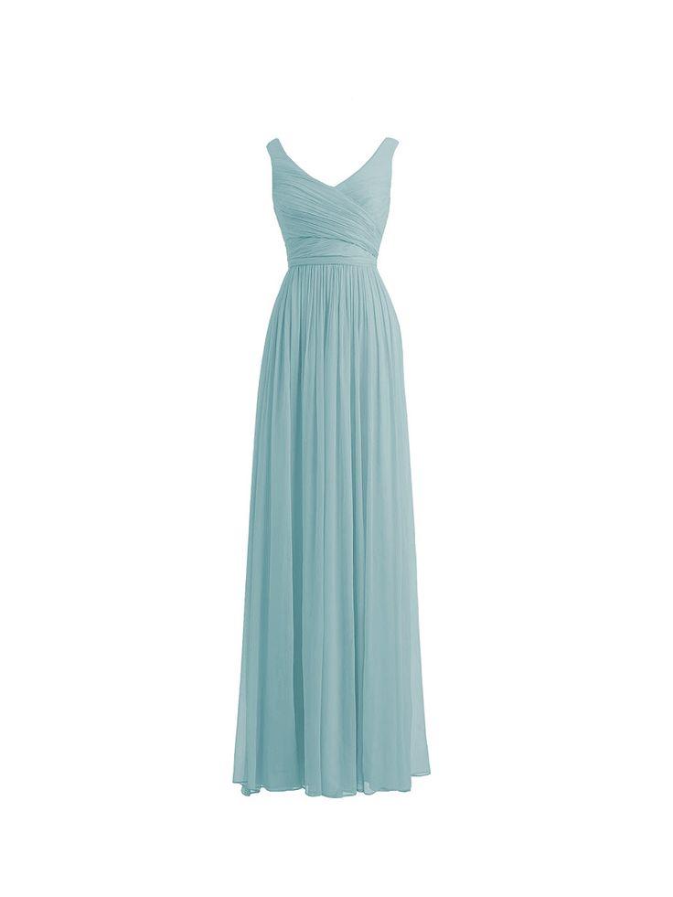 Powder blue bridesmaid dress  #mochabride #multiculturalweddings #favors mochabride.com