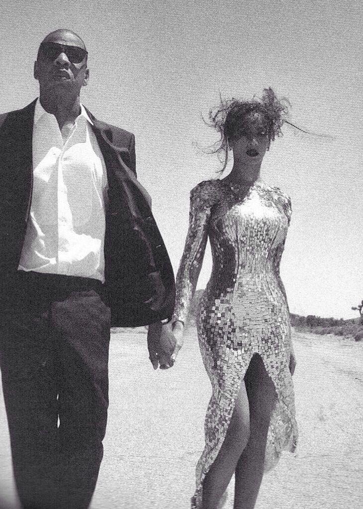 Beyonce & Jayz - On The Run