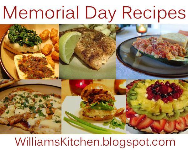 memorial day 2014 food