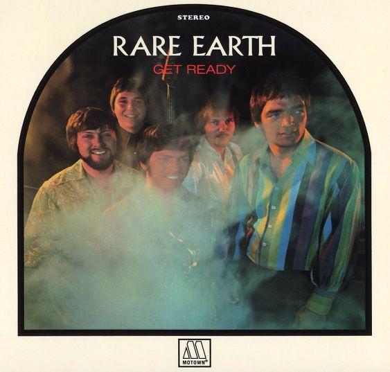 Rare Earth: Get Ready