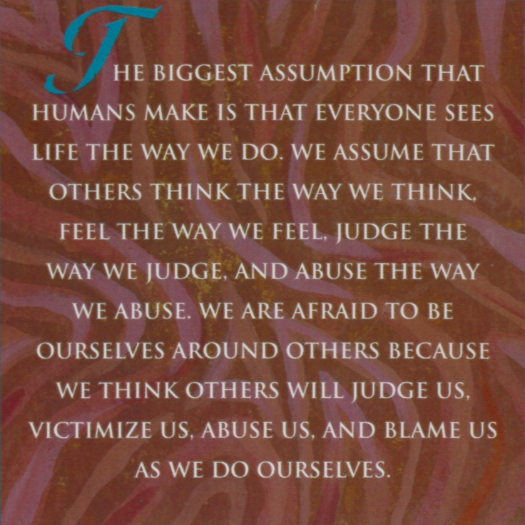 16 Best The Four Agreements Quotes Images On Pinterest Inspiration