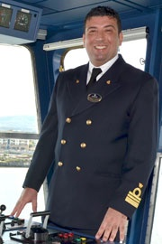 Captain Antonio Siviero: Started his career with MSC Cargo in 1978 with the rank of first officer. In 2003 MSC Cruises offered him his first command of a passenger ship, the Monterey. Captain Siviero is now in his 15th season of commands on board MSC cruises. Captain Siviero belongs to a sailors' family, and all of his brothers are Captains too. He has commanded Lirica class ships and the MSC Melody. (update: 2012)