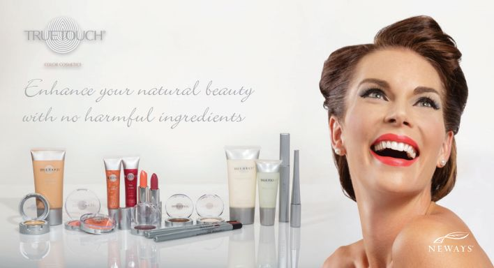 Neways provides products that minimize your exposure to potentially harmful ingredients while maximizing your health and beauty www.suemc.myneways.com.au