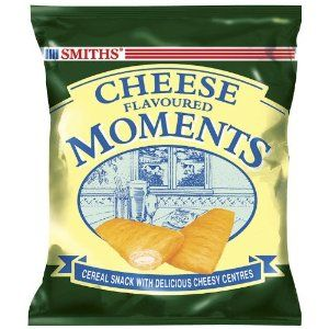 What a revelation!  Like a cross between a crisp and a mini cheese toastie.