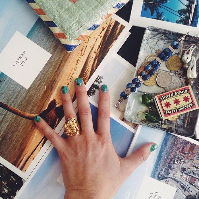 Sally Hansen #ShineOn nails campaign