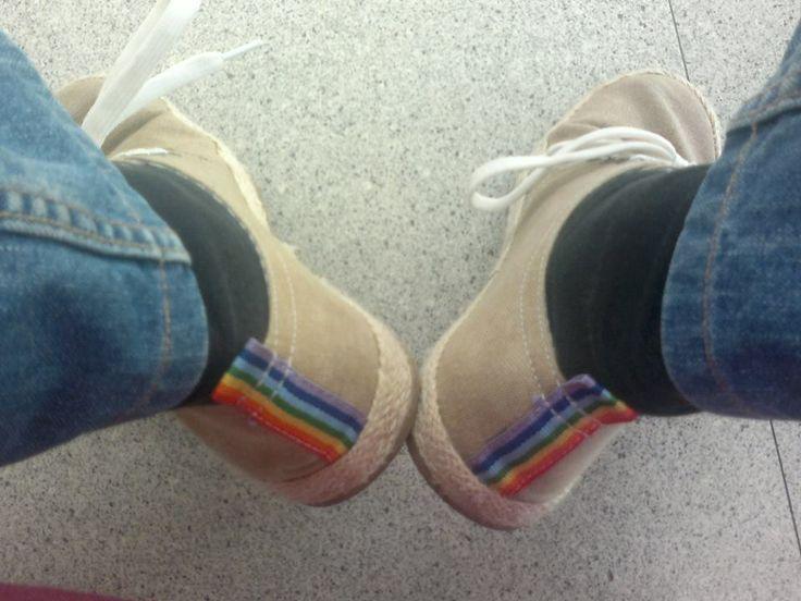 Kohta jalkaan suvaitsevuus shoes, kesä koittaa.