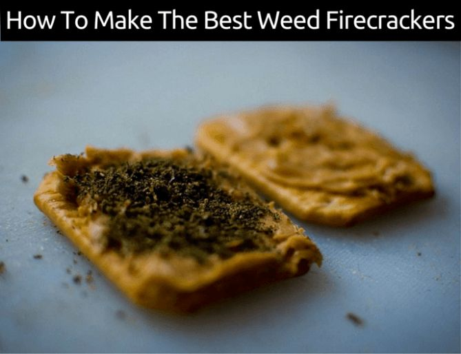 How to Make the Best Weed Firecrackers From RedEyesOnline.com