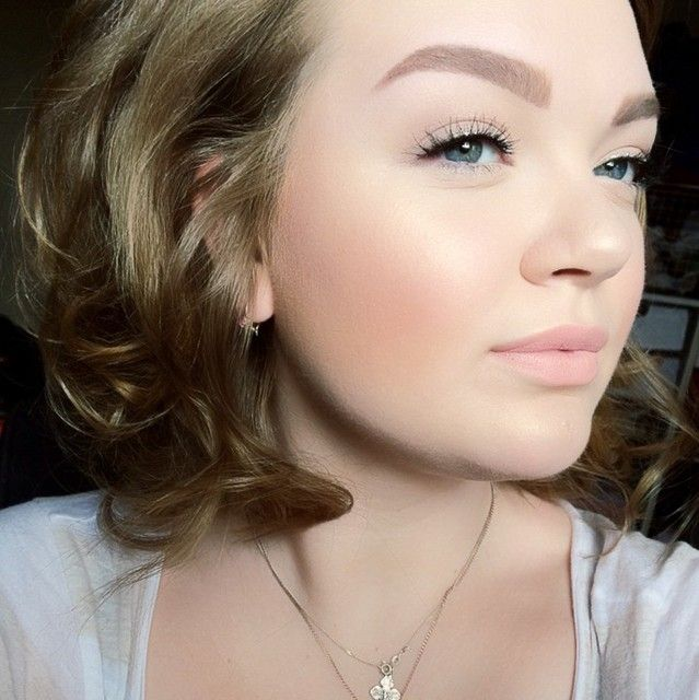 #TheBeautyBoard Makeup of the Day: Luminous Complexion by MVlad. Upload  your look to