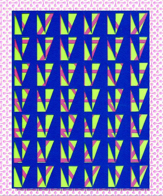 Diseño elaborados a base de papel de color Canson tamaño carta (21.59 cm por 27.94 cm), con soporte de carton piedra de 2,5 mm. Precio a $5.000 Solicitados a decoarmoniza@gmai... (envió a todo Chile)