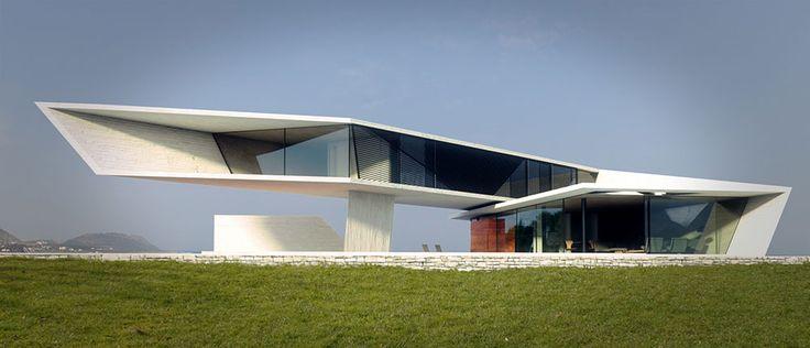 Green Villa, Lagonisi, Greece. Design by 314 architecture studio, develop by SUCH.