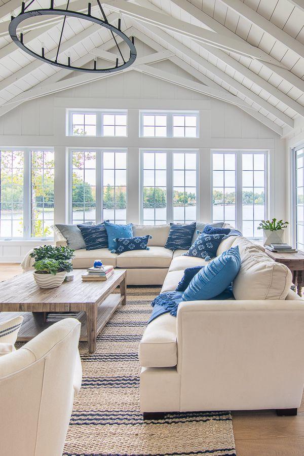 Beach House Decor Living Room