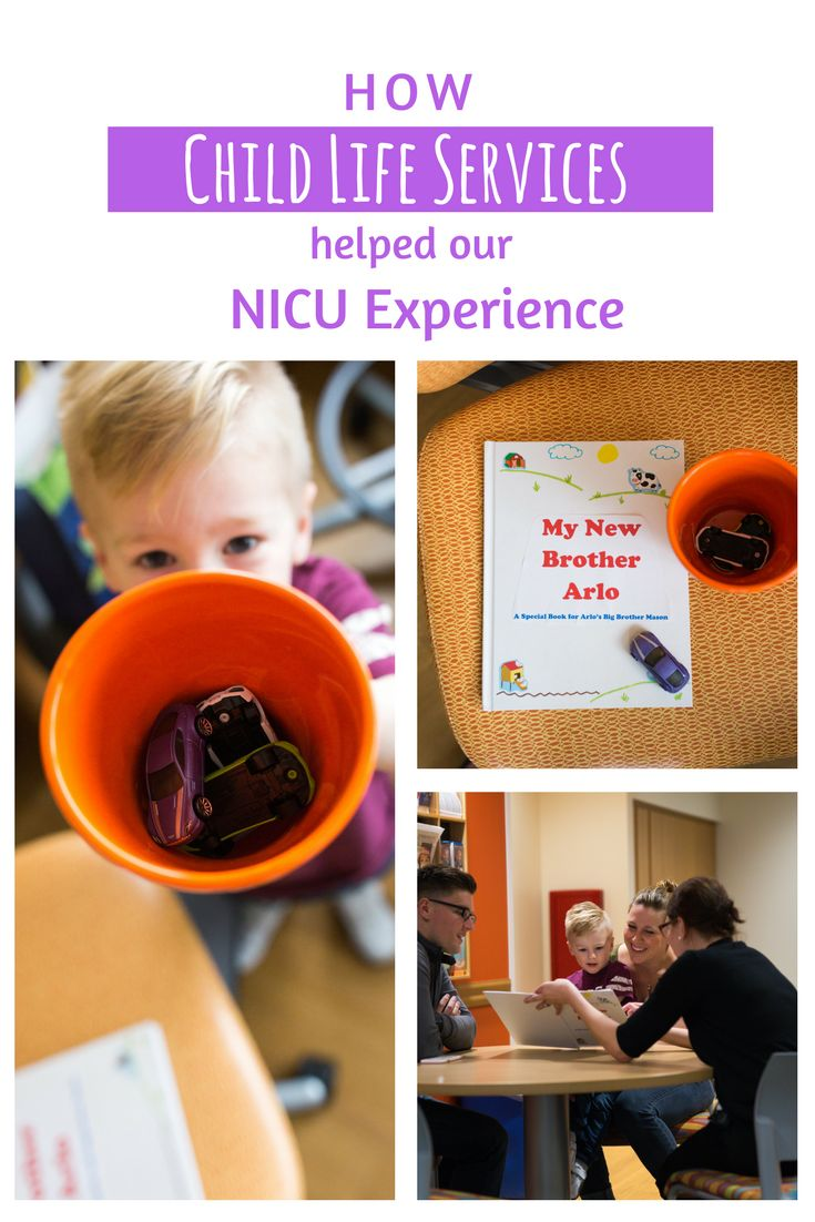 Guest post how child life services helped our nicu