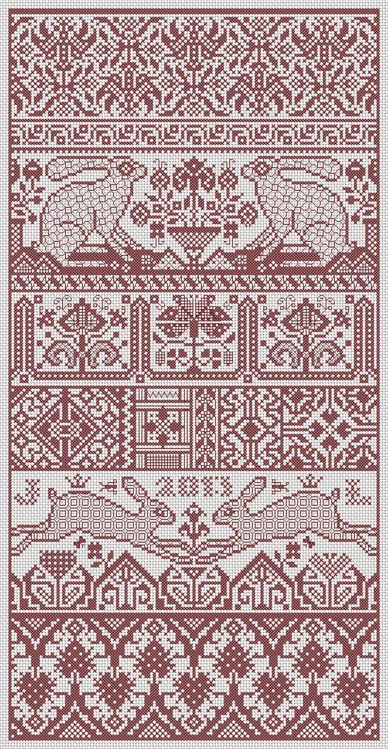 Hare Presumptive | Price: 9,00 euros Area in stitches: 134 x 258