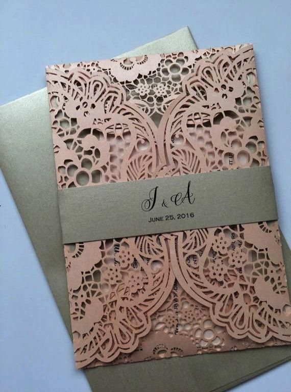 Diy Wedding Invitations Download Wedding Invitations Kits