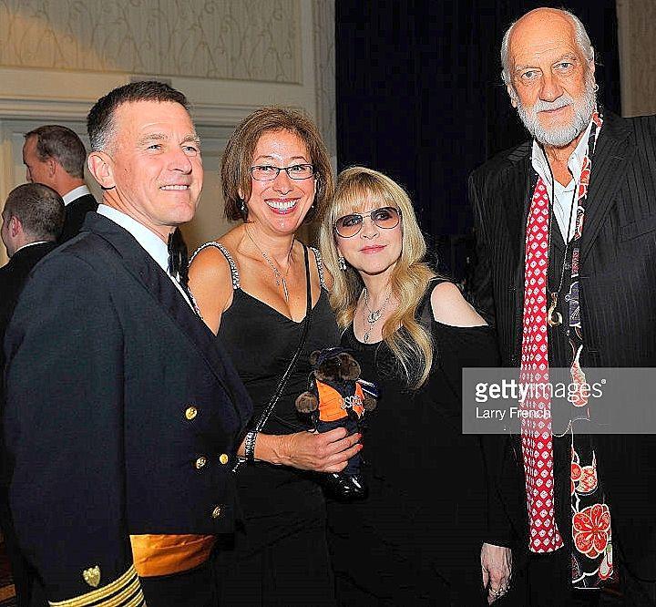 Arlington Va Admiral Paul Zukunft His Wife Stevie