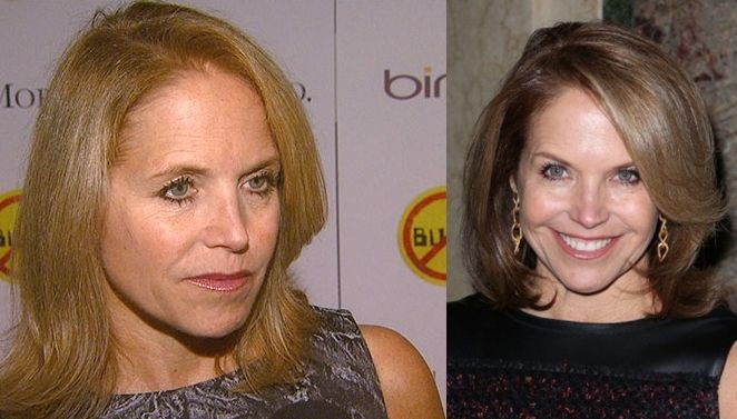 Can not did katie couric get a boob job entertaining message