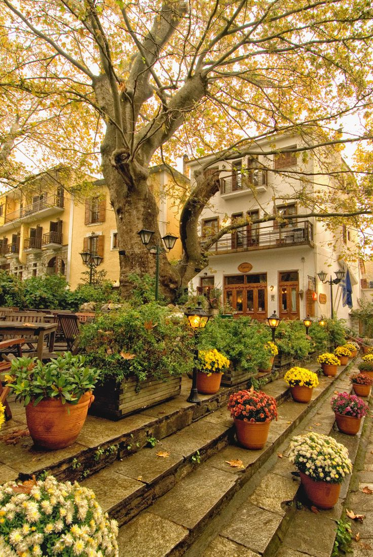 TRAVEL'IN GREECE | Portaria village, Pelion, #Greece, #Travelingreece
