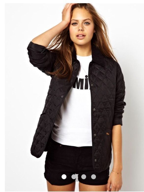 21 best Manteaux matelassés images on Pinterest   Outfit posts ... : barbour shaped liddesdale quilted jacket - Adamdwight.com