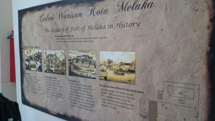 Galeri Warisan Kota Melaka