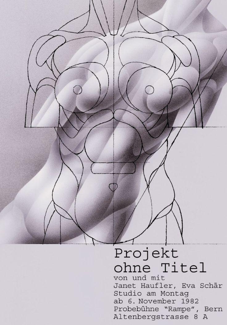 Stephan Bund – Projekt ohne Titel, Theater Kollektiv / Studio am Montag, 1982