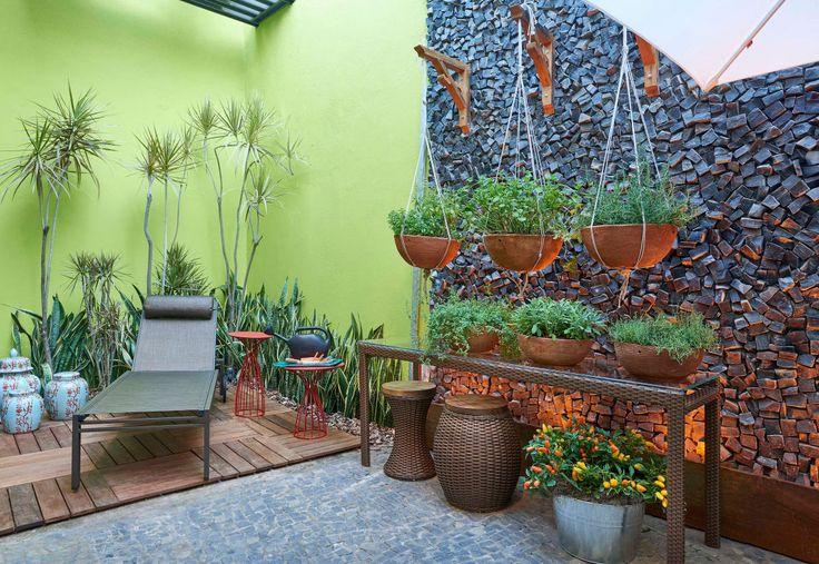19 jardins de ervas aromáticas para qualquer ambiente de sua casa