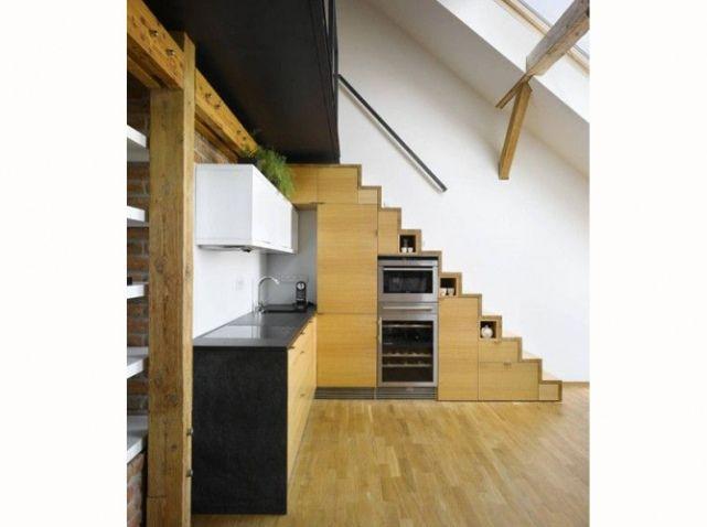 Les 176 meilleures images propos de d co sur pinterest - Amenager une cage d escalier ...