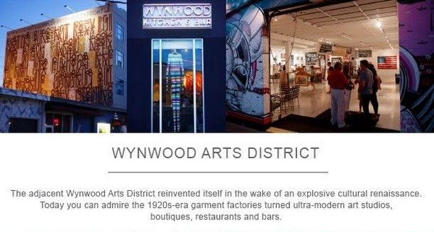 Miami: Wynwood Arts District  Follow @TopFloridaRealtor  Luiz Santos contact us:  LS@OrlandoMiamiHouses.com  Phone: 1 786 354 4444   Visit us: http://ift.tt/1WGmaXb…