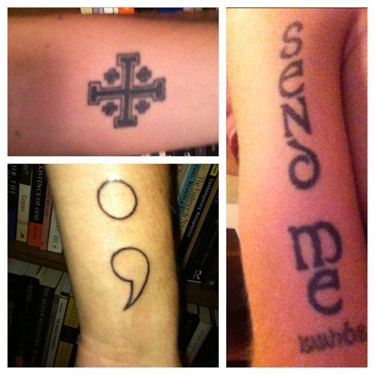 Jerusalem Cross, upper right picture | New Tattoo Ideas