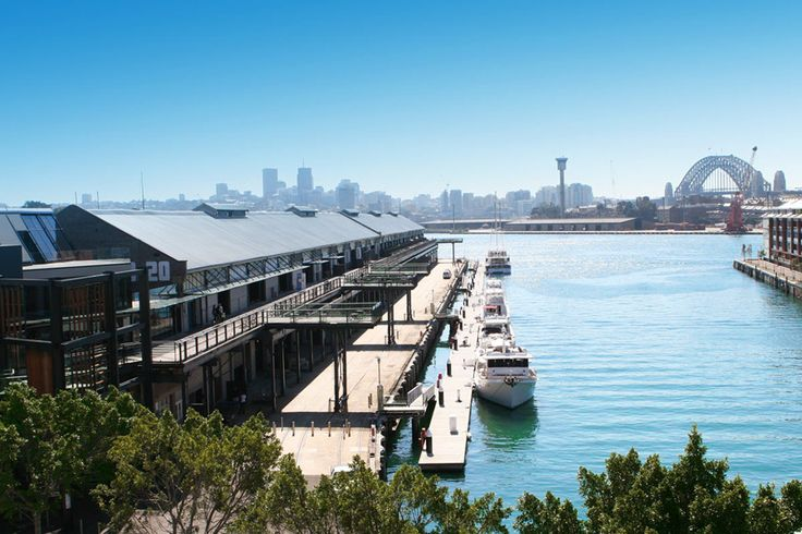 The conference dinner will be held at Doltone House at Jones Bay Wharf which has a magnificent view of Sydney Harbour by night.