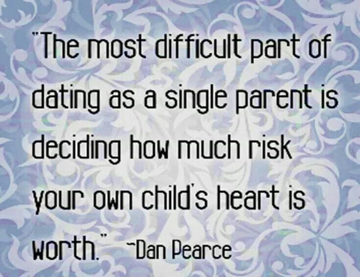 single and parent dating a teacher