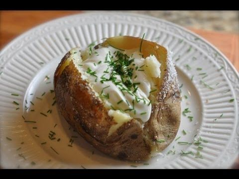 Outback Steakhouse Baked Potato Copy Cat Recipe