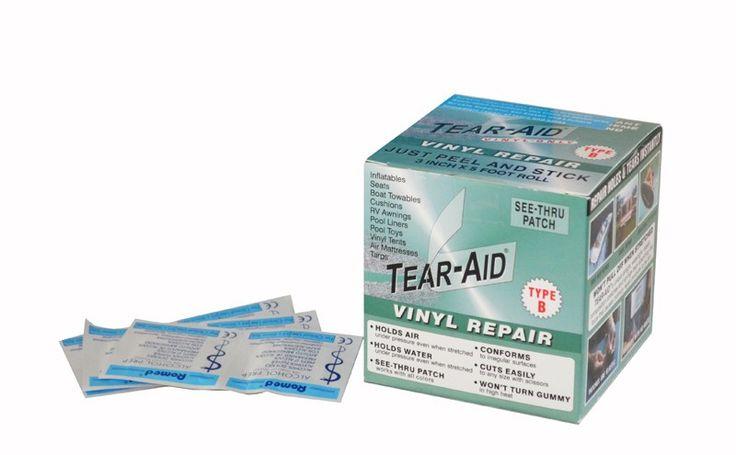 Επισκευαστική Ταινία Tear Aid Τύπου B Ρολό | www.lightgear.gr