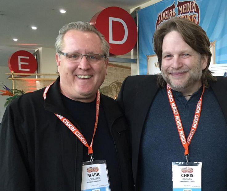 There is probably no person who has lived through the ups and downs of personal branding on the web more than Chris Brogan. He shares his secrets.