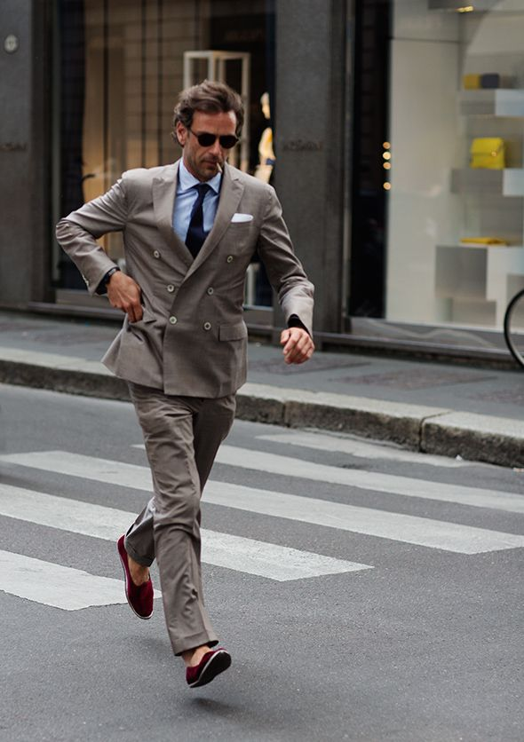 On the Street…..via Montenapoleone, Milan