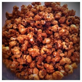 Inspired Garret popcorn with Happycall