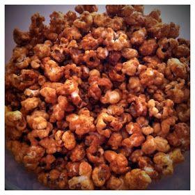 Inspired Garret popcorn with Happycall